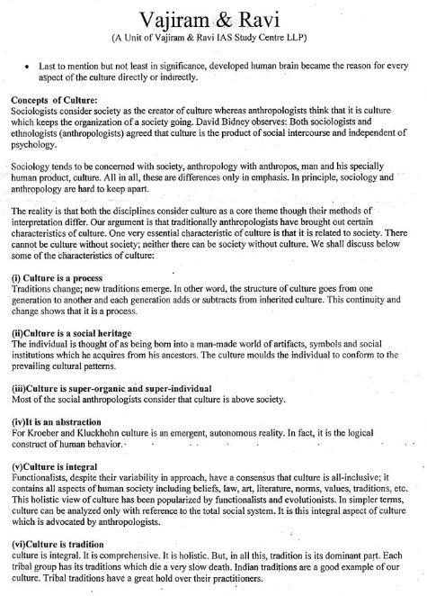 anthropology-vajiram-and-ravi-printed-notes