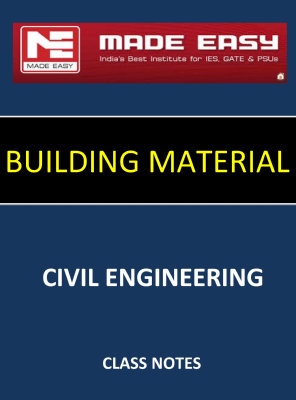 BUILDING MATERIAL MADE EASY CLASS NOTES