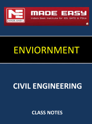ENVIORNMENTAL ENGINEERING MADE EASY CLASS NOTES