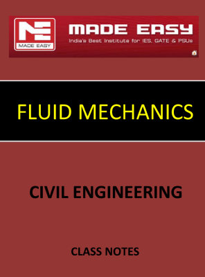 FLUID MECHANICS MADE EASY CLASS NOTES