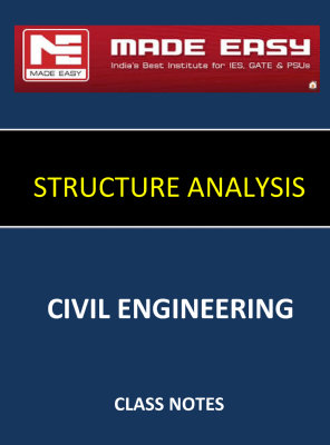 STRUCTURAL ANALYSIS MADE EASY CLASS NOTES