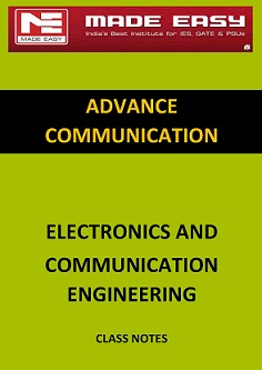 ADVANCE COMMUNICATION SATELLITE AND RADAR MADE EASY CLASS NOTES
