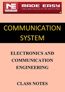 COMMUNICATION SYSTEM MADE EASY CLASS NOTES