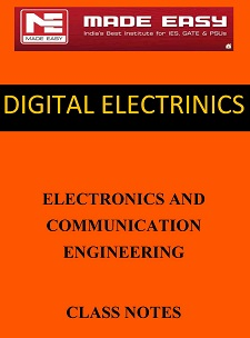 DIGITAL ELECTRONICS MADE EASY CLASS NOTES