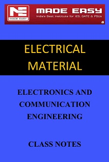 ELECTRIC MATERIAL MADE EASY CLASS NOTES