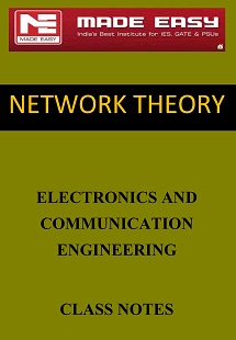 NETWORK THEORY MADE EASY CLASS NOTES