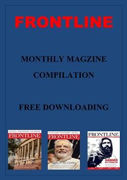 Frontline Magazines 2016