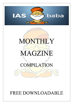 IAS Baba Monthly Magazines All Issues