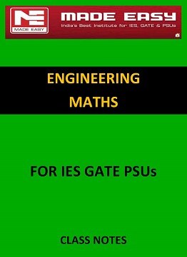 ENGINEERING MATHS MADE EASY CLASS NOTES