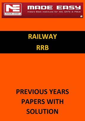 RAILWAY RRB PREVIOUS YEARS QUESTION PAPER