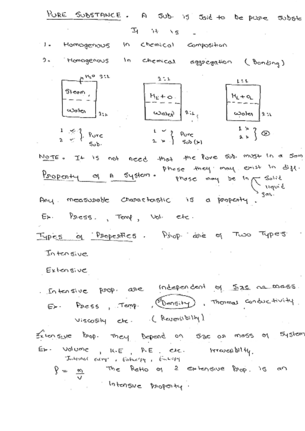 thermodynamics notes Web-notes (2) the first law of thermodynamics and it's applications and refrigeration and cooling application of the first law is an important s.