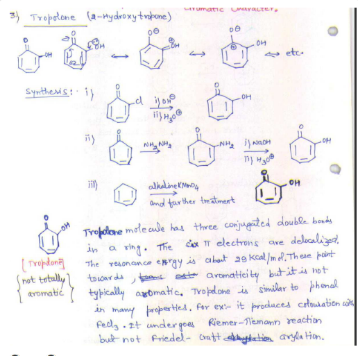 CHEMISTRY PAPER 2 ORGANIC CHEMISTRY Abhijeet Agarwal HANDWRITTEN NOTES