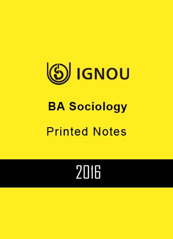ignou-ba-sociology-printed-notes