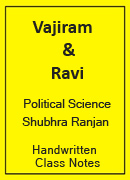 POLITICAL SCIENCE OPTIONAL NOTES VAJIRAM AND RAVI CLASS NOTES
