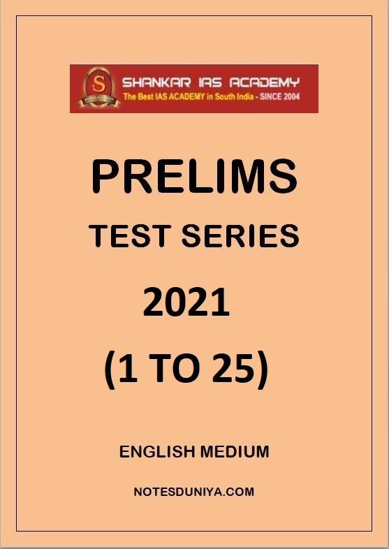 shankar-ias-prelims-test-series-2021-1-to-25-english-medium