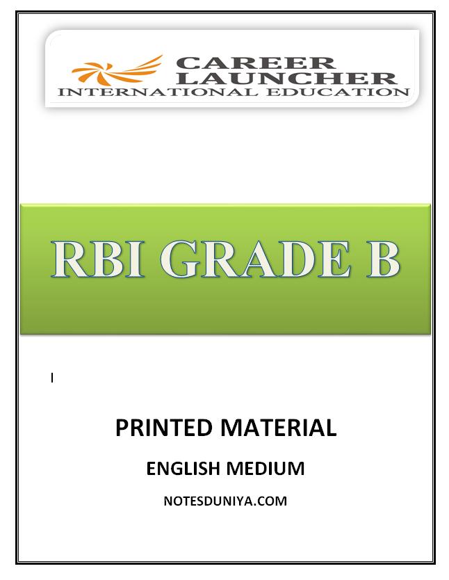 rbi-grade-b-examination-by-career-launcher