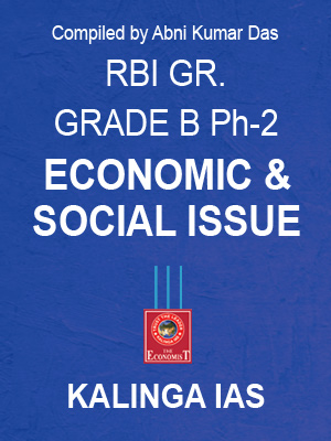 RBI GRADE B PH 2 EXAMINATION BY KALINGA IAS