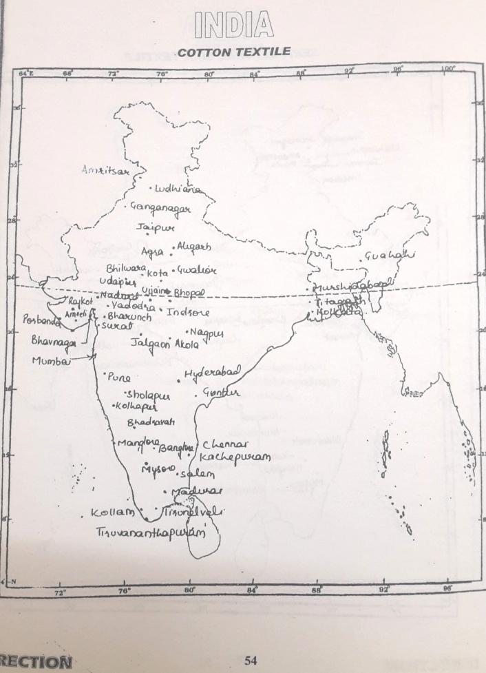 Map Marking by Neetu Singh by Neetu Singh