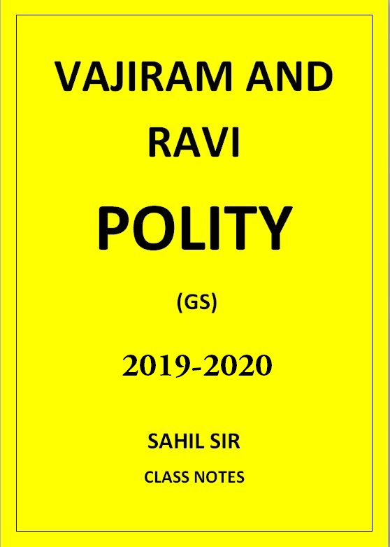 polity-general-studies-sahil-sir-vajiram-and-ravi-class-notes