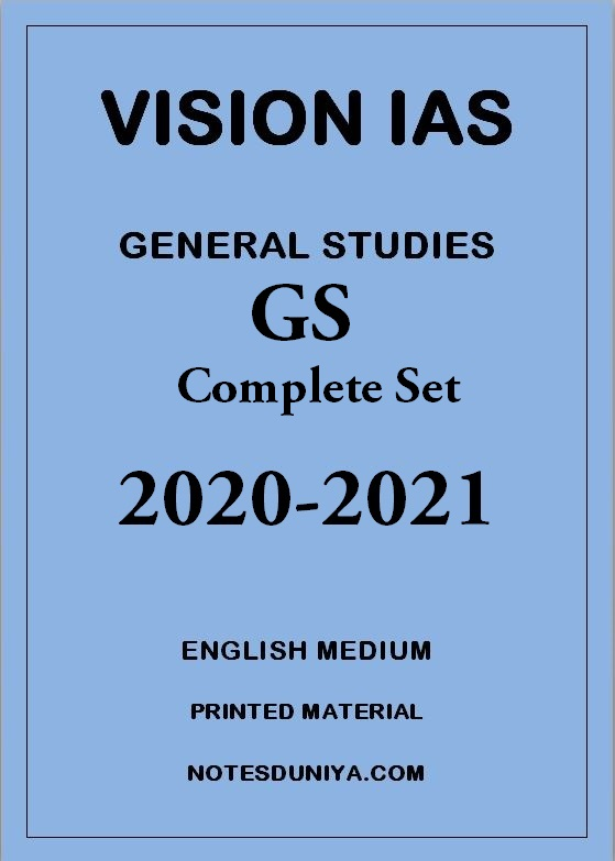vision-ias-prelims-general-studies-printed-material-full-set