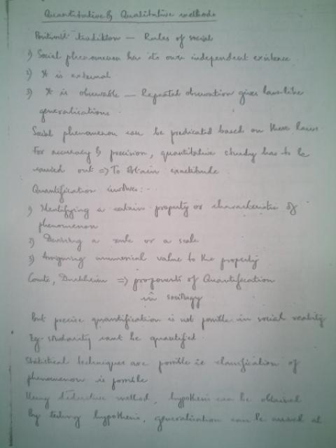 SINDURI MAM SOCIOLOGY OPTIONAL